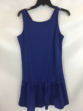 Collective Concepts Women's Blue Dress Sz M $98 I929
