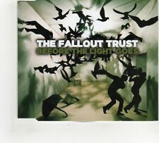 (GV347) The Fallout Trust, Before The Light Goes  - 2005 CD