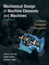 Mechanical Design Of Machine Elements And Machines 2nd Int'l Edition