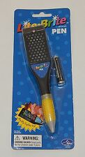 LITE BRITE BRAND PEN MINI MINIATURE LIGHTS UP 2001 HASBRO by STYLUS NEW