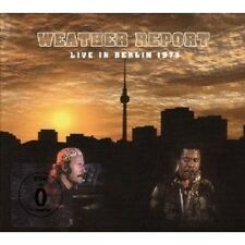 "Weather report ""Live in Berlin 1975"" CD + DVD NEUF"