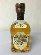 Cardhu 12yo Single Malt Scotch Whisky Prod. John Walker 75cl 40% Vintage
