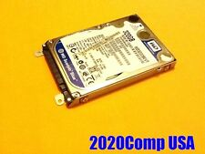 **TESTED** Acer Aspire 5517 5516 5532 HDD Hard Disk Drive + Caddy Set =  320GB