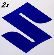 Suzuki S REFLECTIVE BLUE decals sticker gsxr 250 rm 450 600 750 1000 1100 gsxs