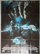 Affiche PLANETE DES SINGES Planet of the Apes TIM BURTON Mark Wahlberg 120x160
