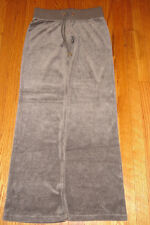 Bebe - Velour Sweat Pant (gray) - Size S - NWOT
