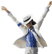 BANDAI Tamashii S.H. FIGUARTS MICHAEL JACKSON ACTION FIGURE BOX NEW MOON WALKER