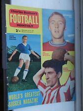 charles Buchan's Football monthly 1962 Nov no135 sheffield wednesday