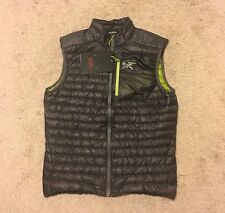 Arc'teryx Cerium SL Vest Lithium Insulated Down Mens Sz Small veilance $225 NEW
