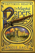 NEW!!  SEPTIMUS HEAP [9780061704161] - MARK ZUG ANGIE SAGE (HARDCOVER) NEW