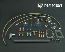 MAMBA Full Turbo install kit for Nissan TD42 GQ Patrol Hitachi HT18