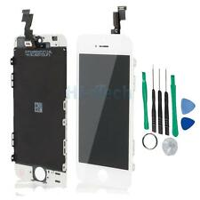 Replacement 5S White Assembly LCD Touch Screen Digitizer Glass OEM for iPhone 5S