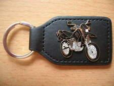Schlüsselanhänger MZ 125 SM / MZ125SM Super Moto schwarz black Art 0836 Moto