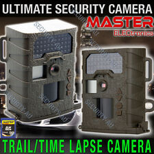 Wireless Security Camera Trail Camera Home Video Cam Waterproof Motion Activated