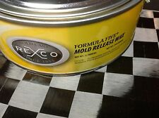 Fiberglass Mold Release Wax Paste - 12oz can--- Free Shipping