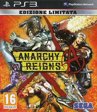 Anarchy Reigns PS3 Playstation 3 IT IMPORT SEGA