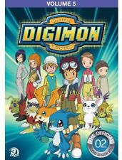 Digimon: Digital Monsters - The Official Second Season, (2014, REGION 1 DVD New