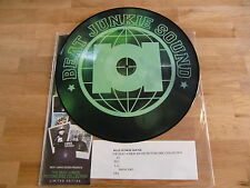 """Beat Junkie Sound / The Beat Junkie Sound   /  Rare Picture Disc 12"""" !!"""