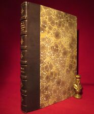 PRINT & PRIVILEGE AT OXFORD Leather FINE BINDING Illus 1ST ED 1946 Scarce BOOK