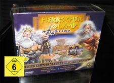 Herrscher von Atlantis Poseidon (Add-on) und Hauptspiel Zeus PC BIG BOX NEU