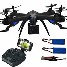 Blomiky I8HG FHD Camera RC Drone Quadcopter with 12MP 1080P W9F WIFI FPV Action