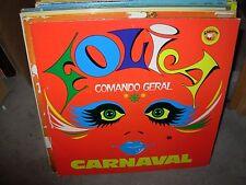 COMANDO GERAL grupo dos folioes carnaval ( world music )