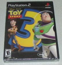Toy Story 3 for Playstation 2 Brand New! Factory Sealed!