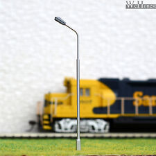 20 x OO / HO scale Model Railroad train Lamp posts Led street light Lamps YD100S