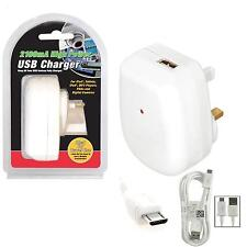 Spice Stellar Mi-526 Genuine Original CE Mains Charger & Micro USB Data Cable