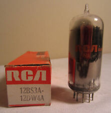 RCA 12BS3A/12DW4A 12BS3A 12DW4A Electron Electronic Vacuum Tube In Box NOS