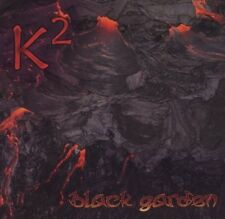 K2 - Black Garden  CD 2010  NEW / SEALED