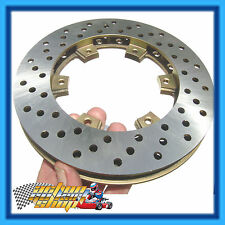"GO KART "" BRAKE DISC "" VENTED ARROW 205MM OD 18MM WIDE SUPERCOOLED BY ITALSPORT"