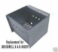 Breckwell Pellet  Burn Pot [PP2010]  P23, P24, P4000, SP1000, Big E   A-S-Insert