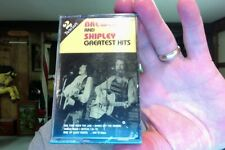 Brewer & Shipley- Greatest Hits- Pair label- double play- new/sealed cassette
