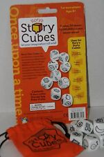 Rory's Story Cubes Game Ages 8+ Creative Story Telling Generator Party Game