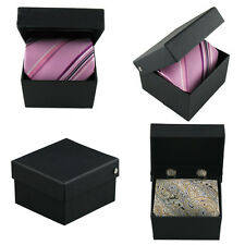 H-02 Neckties Tie Sets Gift Boxes Free P&P! No Tie Included!! BOX ONLY!!!