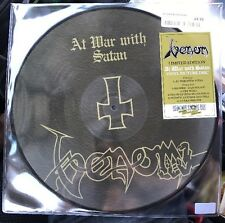 VENOM At War With Satan Picture Disc vinyl RECORD STORE DAY 2017