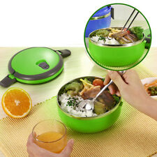 Stainless Steel Thermal Bento Lunch Box Thermos For Food Children's Lunch Box