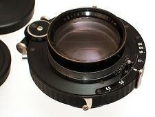 Voigtlander Heliar 21cm f/4.5 coated portrait lens for large format