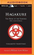 Hagakure : The Book of the Samurai by Yamamoto Tsunetomo (2015, MP3 CD,...
