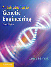 An Introduction to Genetic Engineering, Nicholl, Desmond S. T.
