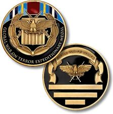U.S. Military / Global War on Terrorism Expeditionary Medal - Challenge Coin
