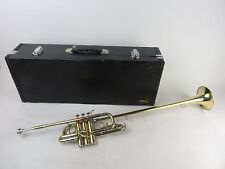 Dillon Music Bb Herald Trumpet in Lacquer with Case, Mouthpiece [062737]