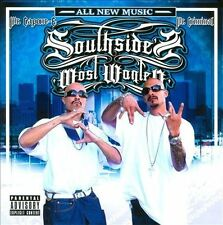 MR CAPONE-E / MR CRIMINAL-South Side S Most Wanted CD NEW