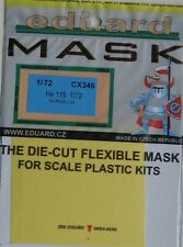 Eduard 1/72 CX346 Mask for the Revell (ex Matchbox) Heinkel He115