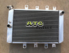 FOR YAMAHA ATV QUAD GRIZZLY YFM700/550 2007 2008 09 2010 2011 Aluminum Radiator