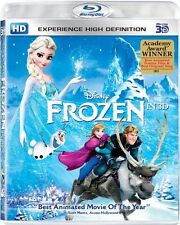 Frozen (Blu-ray 3D) (2013)