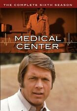 Medical Center: Season 6 (6 Discs 1974) - James Daly, Chad Everett