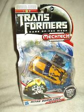 Transformers Action Figure DOTM Movie Deluxe Nitro Bumbebee 6 inch