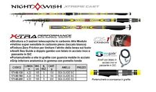 Trabucco NIGHTWISH XTREME CAST  4.2 mt 14 ft  130 gr new surf cast fishing rod